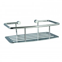 Miller Of Sweden Shower Shelf D Shaped