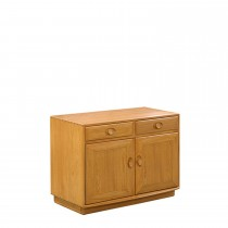 Ercol Windsor Cabinet With Drawers Cabinet