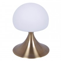 Jemima Touch Lamp A/brass