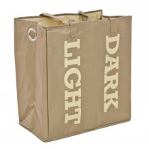Light/Dark Hamper Beige/Cream