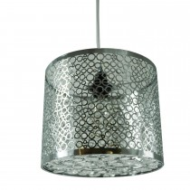 Casa Regent Non Electric Pendant, Chrome