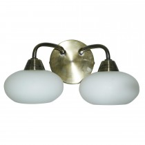 Casa Lovato Wall Light, Antique Brass