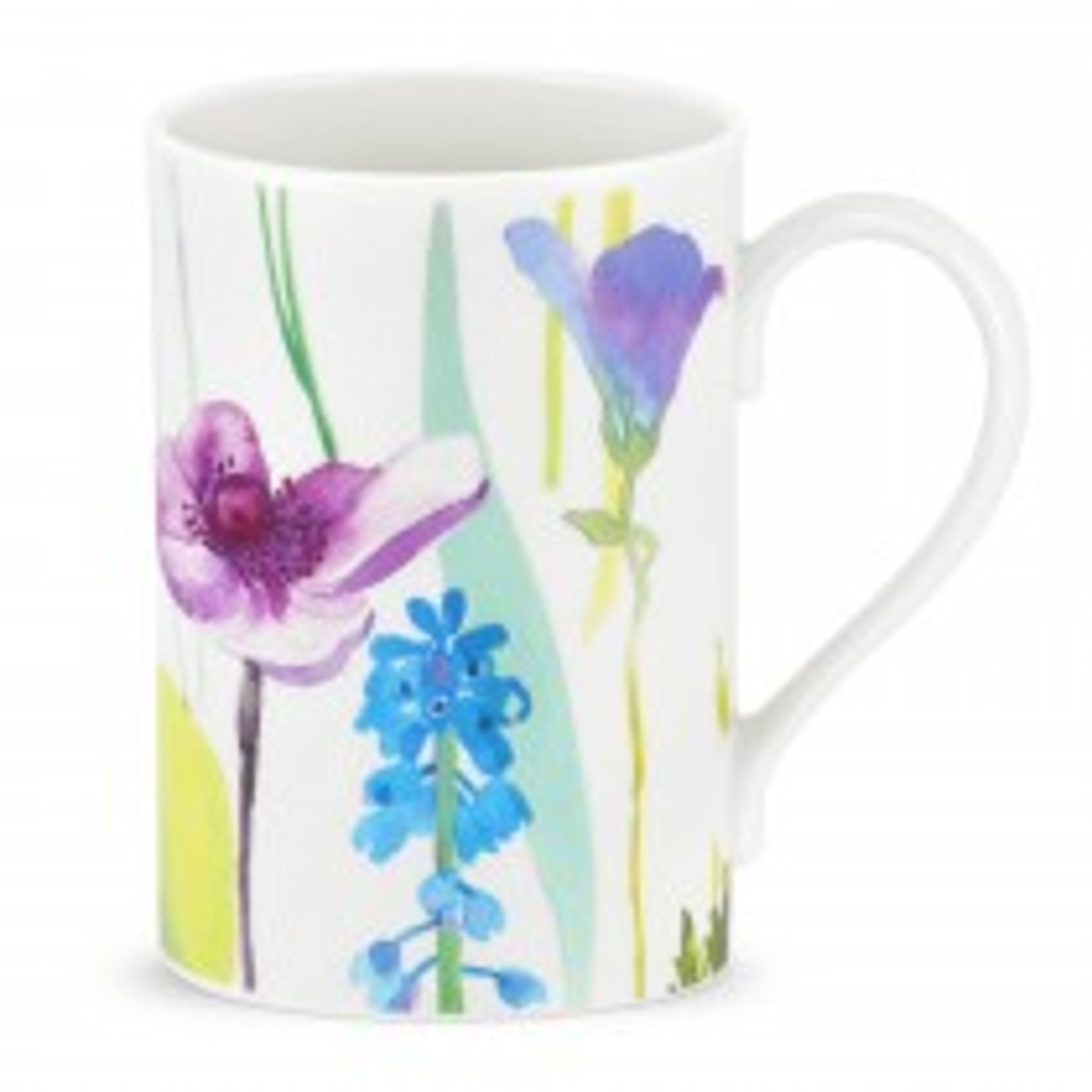Water Garden Mug, Multi