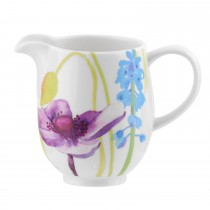 Water Garden Cream Jug, Multi
