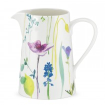 Water Garden Jug Pitcher