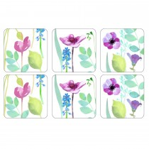 Water Garden Coasters Set 6