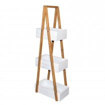 Casa 3 Tier Caddy Wooden