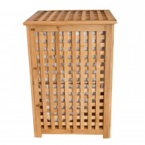 Laundry Bamboo Basket