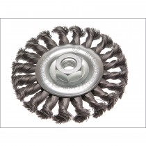 Faithfull 115mm Circular Wire Brush