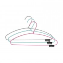 Brabantia Soft Touch Clothes Hangers, Mixed