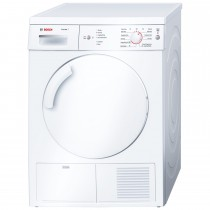 Bosch Wte84106gb Con Tumble Dryer, White