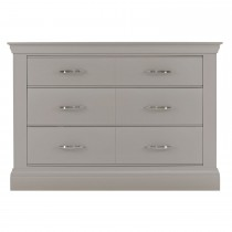 Casa Valencia 6 Drawer Wide Chest