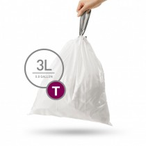 Simplehuman Code T, Pack Of 40 Liners