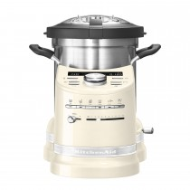 Kitchen Aid Cook Processor, Almond Cream