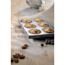 KitchenAid 6 Cavity Regular Sized Muffin Pan