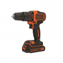 Black And Decker 18v Li-ion Combi Drill