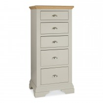 Casa Bampton 5 Drawer Tall Chest