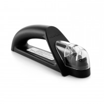 Robert Welch Signature Sharpener Hand Held, Stainless Steel