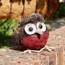 Smart Garden Robbie Robin Ornament
