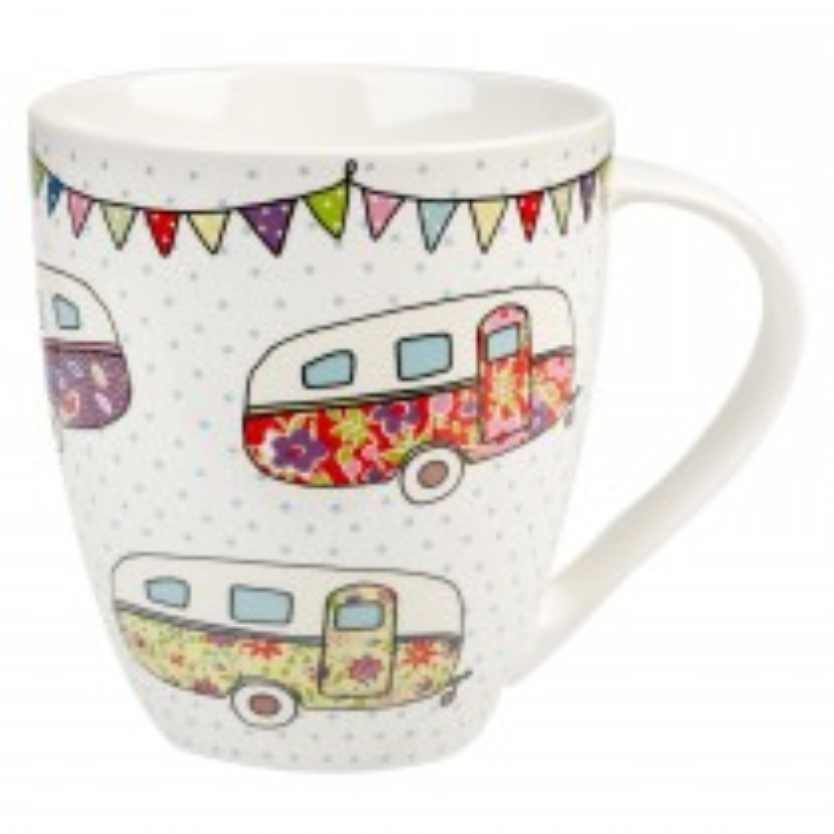 Churchill China Festival Caravan Crush Mug