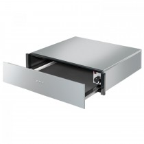 Smeg Ctp3015x Warming Drawer, Stainless Steel