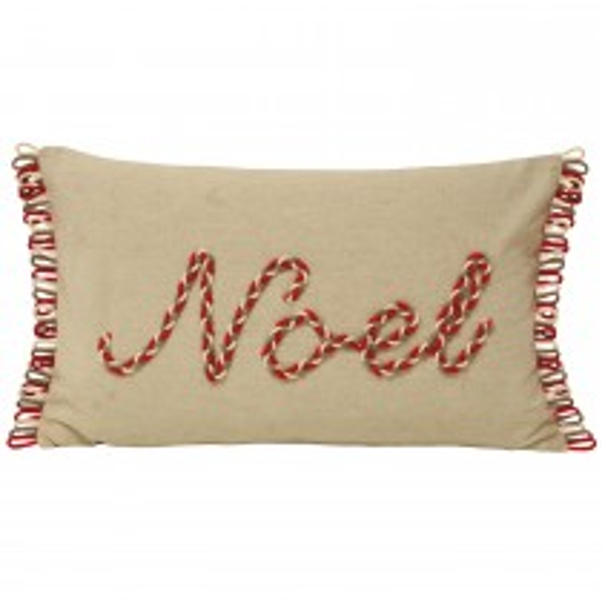 Riva Paoletti Noel Cushion 30x50 Onesize, Red