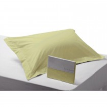 Belledorm 200 Thread Count Oxford Pillowcase, Onesize, Olive.