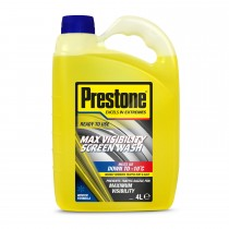 Prestone 4l Winter Screenwash 4l, Asstd