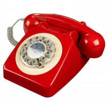 Wild & Wolf 746 Red Telephone