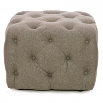 Alexander & James Button Small Stool