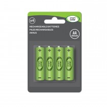 Smart Garden AA Rechargeable Batteries Pack of 4