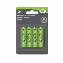Smart Garden Aa Rechargeable Batteries (Pack of 4)