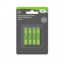 Smart Garden AAA Rechargeable Batteries Pack of 4