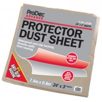 Prodec Advance 24'x3' Protector Dust Sheet