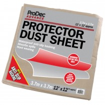 Prodec Advance 12'x12' Protector Dust Sheet