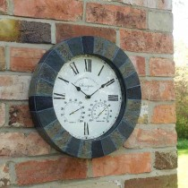 Smart Garden Stonegate Wall Clock
