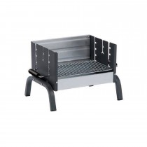 Dancook 8100 Charcoal Barbecuq, Silver