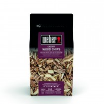 Weber 0.7kg Cherry Wood Chip