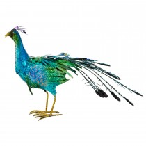 Casa Peacock, Blue/green