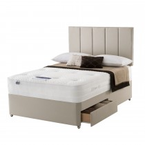 Silentnight Beatrix Platform Top 2 Drawer Set Double