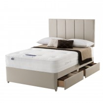 Silentnight Beatrix Platform Top 4 Drawer Set Double