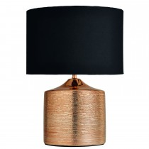 Casa Chiara Table Lamp, Copper