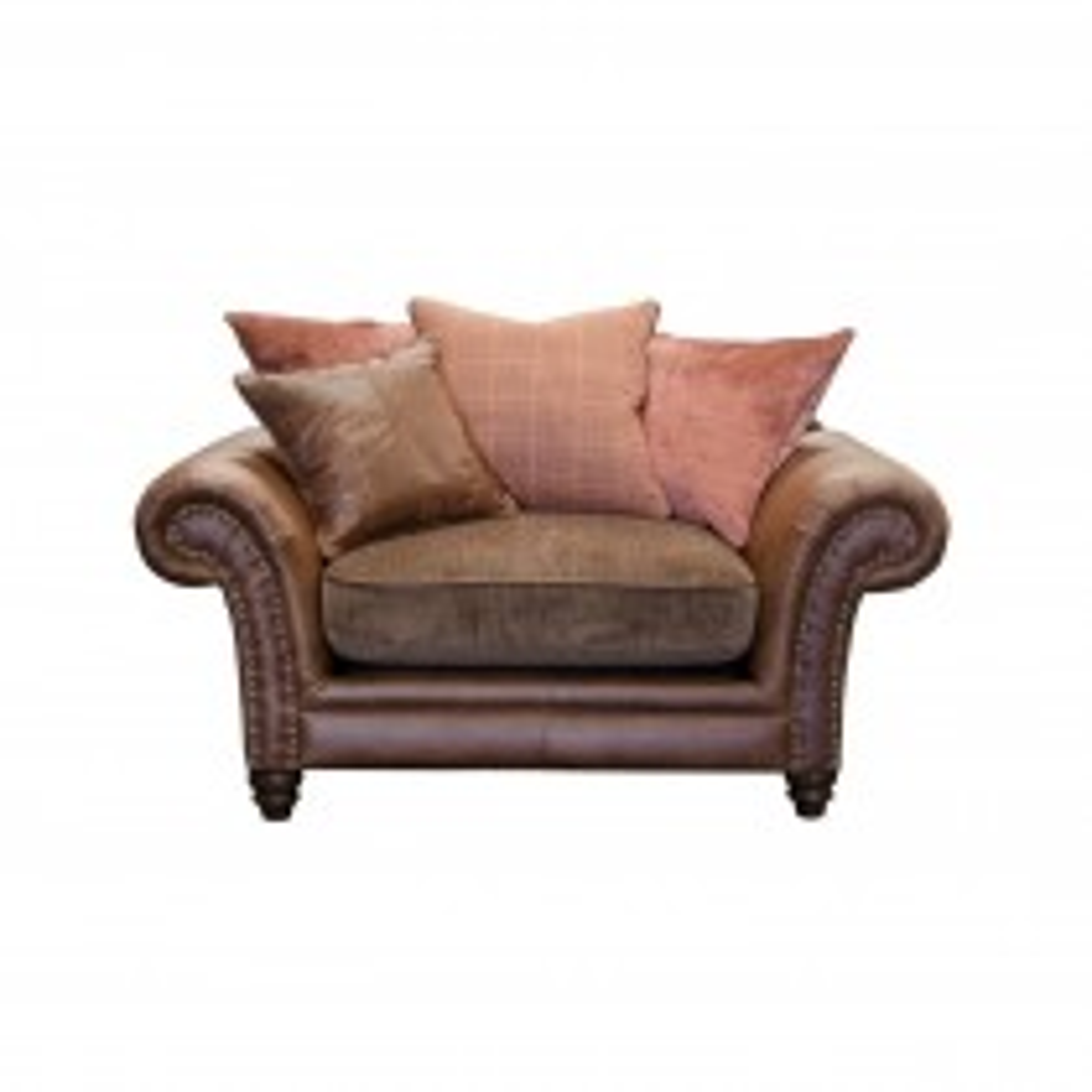 Alexander & James Hudson Snuggler Chair