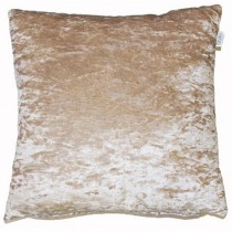 Lustre Feather Filled Cushion, Ivory