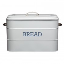 Living Nostalgia Steel Bread Bin