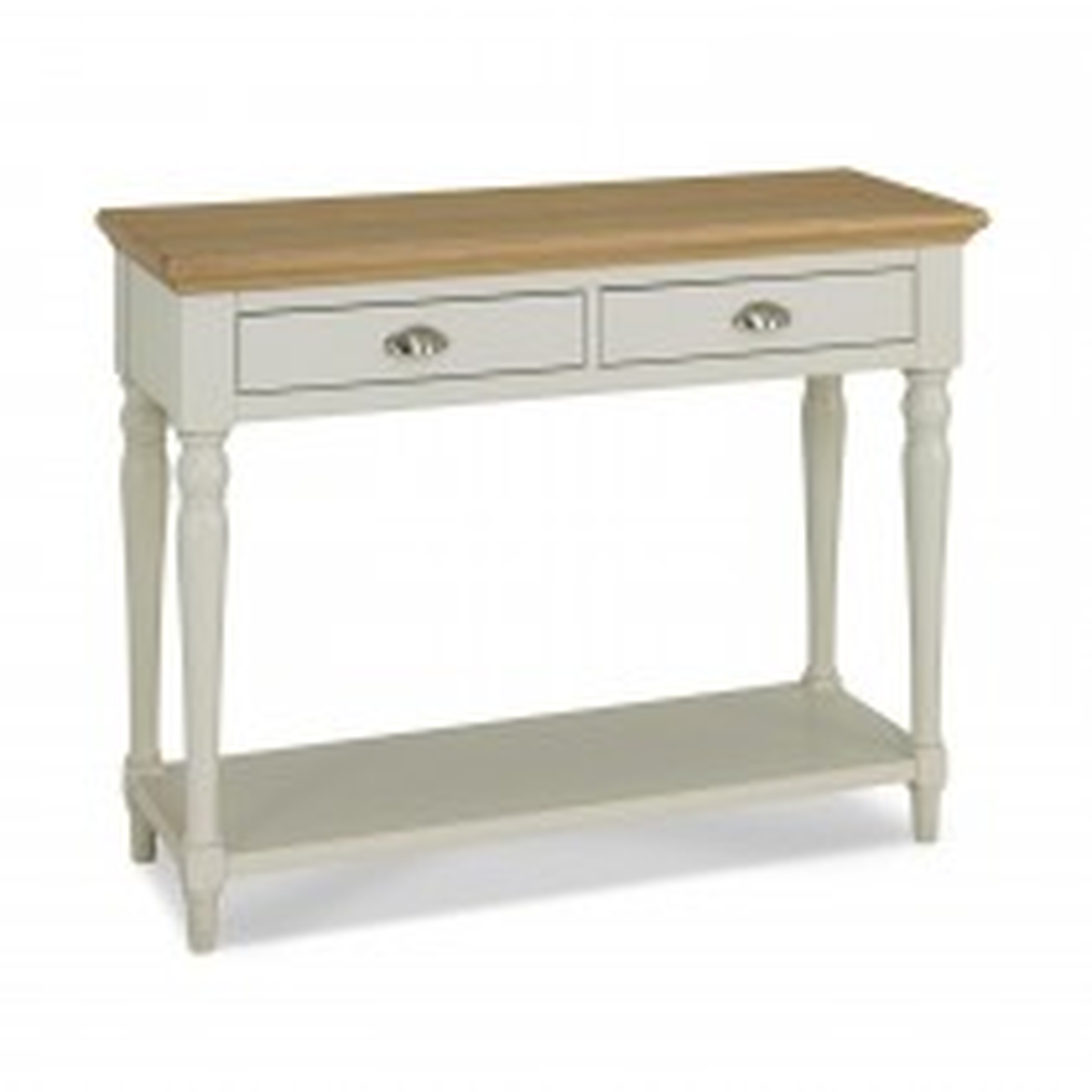 Casa Bampton Console Table with Turned Leg
