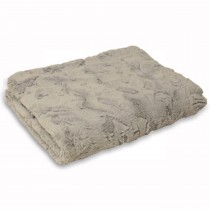 Riva Paoletti Chinchilla Throw 140x200 Non