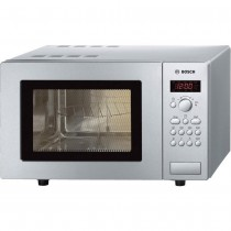 Bosch HMT75G451B 17 Litre Microwave, Stainless Steel