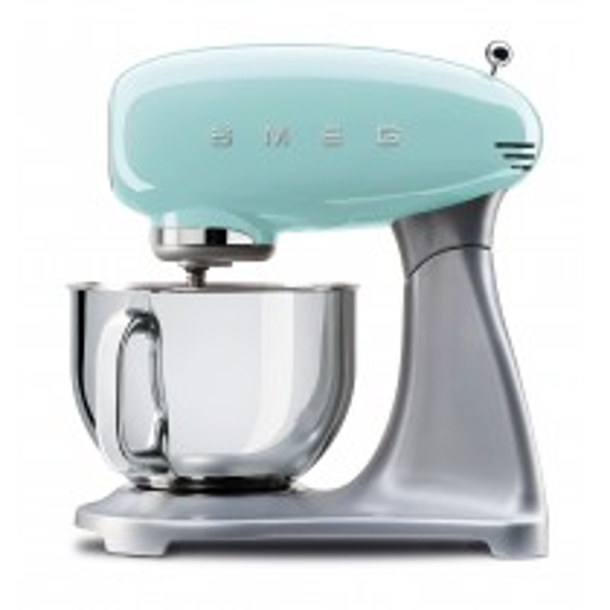 Smeg Smf01pguk Stand Mixer, Pastel Green