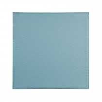 Denby Turquoise Faux Leather Placemats